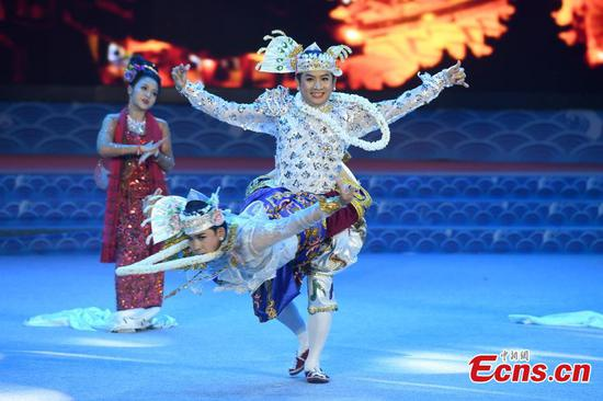 China-ASEAN Drama Weekly kicks off in Nanning